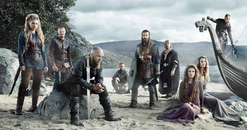 Vikings main characters