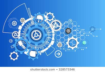 abstract-technology-gears-background-futuristic-260nw-328573346